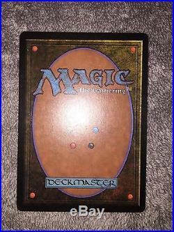 MTG Nevinyrral's Disk x1 NM Beta (English)