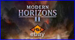 MTG PREORDER Modern Horizons 2 Complete Set All Mythic's and Rare's NM x1