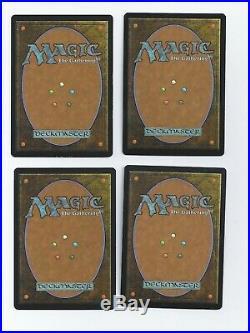 MTG Tarmogoyf x4 playset Modern Masters Mythic Rare