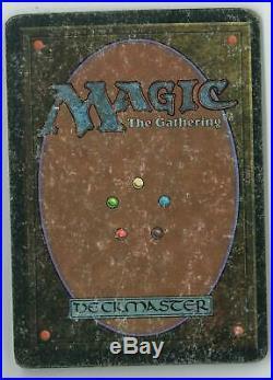 MTG Unlimited Mox Emerald HEAVY PLAY MAGIC POWER NINE