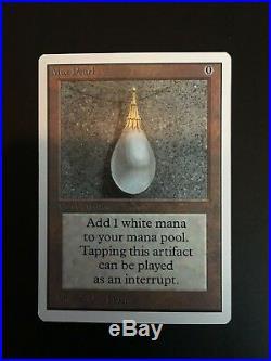 MTG Unlimited Mox Pearl BGS 9.5 Gem Mint (10,9.5,9.5,9.5)-Lily's Magic