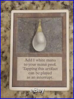 MTG Unlimited Mox Pearl MP+, NO RESERVE! MUST SEE