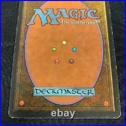 MTG Volcanic Island Revised Edition 3rd Edition Magic The Gathering Played