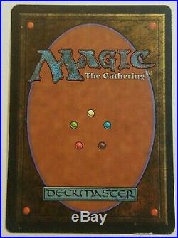 MTG Wheel of Fortune Beta LP