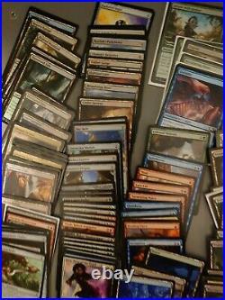 MTG huge lot 3000+ cards, Inc 190+ rare. + empty folder 6kg+ lot as pictured