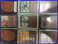 Magic Card Collection 200+ Cards Includes very old Rares