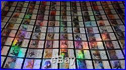 Magic Dragons of Tarkir Foil Uncut Sheet Mythic/Rare (MtG DTK)