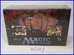 Magic MTG 4th Fourth Edition Booster Box (English) Factory Sealed! RARE