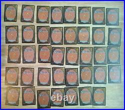 Magic MTG Beta Lot 39 Cards Rares Vintage Gathering www MoxBeta com