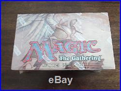 Magic MTG Cards KOREAN Urza's Saga Booster Box RARE SEALED NEW Gaea's Cradle