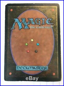 Magic MTG Scrubland MP Revised Dual Land Vintage