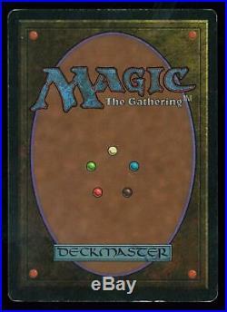 Magic MTG Unlimited Single Mox Ruby SLIGHT PLAY (SP) Artist Signed