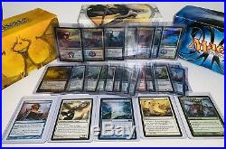 Magic The Gathering Collection Lot Commons Uncommons Rares Myhics Foil Land