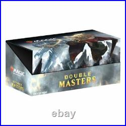 Magic The Gathering Double Masters Booster Box 24 Packs Sealed Rare Mtg