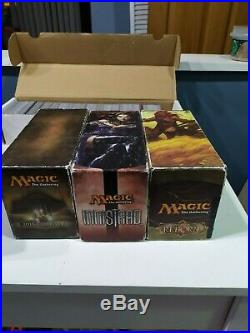 Magic The Gathering Lot of 7,000+ Cards! MTG- Unsorted RARES FOILS HOLO