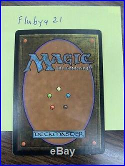 Magic The Gathering MTG Gaea's Cradle Urza's Saga Rare Land