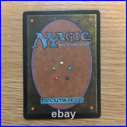 Magic The Gathering MTG JP Metalworker Rare English