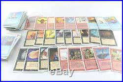 Magic The Gathering MTG Revised 190 Different Cards (At Least 80 Rares)