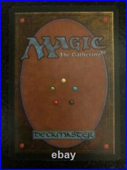 Magic The Gathering MTG Revised Volcanic Island NM High Grade