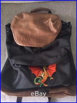 Magic The Gathering Shivan Dragon Backpack