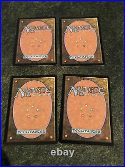 Magic The Gathering Stoneforge Mystic x4 Double Masters