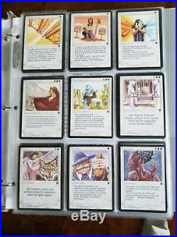 Magic The Gathering lot of Rare cards! Moat, alpha and beta included! Whites