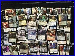 Magic the Gathering 4000 Cards 400+ Rares/Mythics. EDH decks. Small Collection