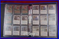 Magic the Gathering FALLEN EMPIRES 128 RARE Karten Sammlung only Rare