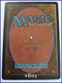 Magic the Gathering Invoke Pre judice (Legends BANNED Prejudice MTG NM)
