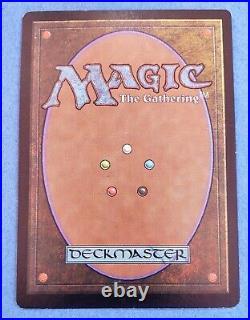 Magic the Gathering MTG Serra's Sanctum Urza's Saga Rare Land NM/LP