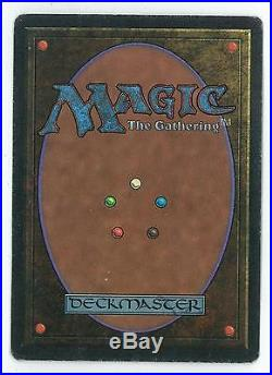 Magic the Gathering MTG Unlimited Mox Emerald MODERATE PLAY (MP) 13889