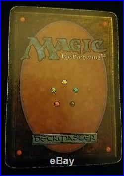 Magic the Gathering (MtG) Beta Edition Black Lotus Card MP