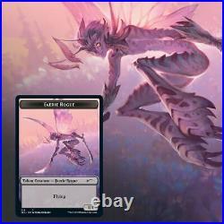 Magic the Gathering Secret Lair Bitterblossom Dreams MTG Cards Tokens NEW