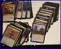 Magic the Gathering collection VTG revised + rares + 170+ foils 600+ cards