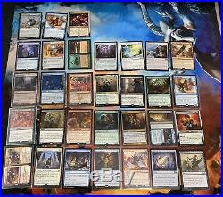 Magic the Gathering collection lot rares mythics uncommons foils +