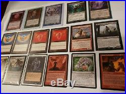 Magic the gathering mostly rare collection