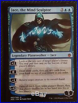 Magic the gathering mythic rare Jace, The Mind Sculptor x1 M25