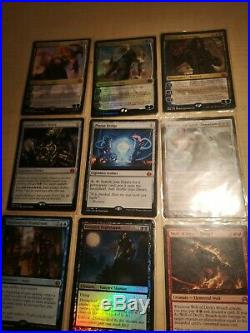 Magic the gathering personal collection 3000 cards, 116 rares, 9 mythics