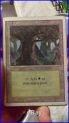 Magic the gathering rare cards pack kid icarus