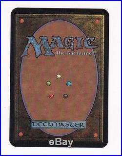 Meekstone Alpha Limited Edition 1993 RARE X1 Magic the Gathering MTG UNPLAYED