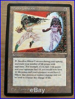 Mirror Universe Legends Rare MAGIC MTG Free Shipping