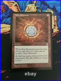 Mox Diamond Magic the Gathering MTG Stronghold