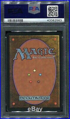 Mox Diamond Stronghold PSA 10 Gem Mint MTG BGS Magic the Gathering