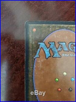 Mox Jet Unlimited MTG Magic the Gathering Power 9