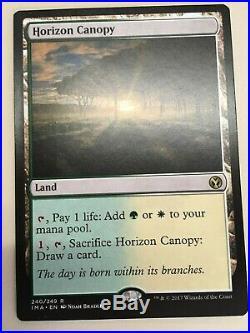 MtG 3x Horizon Canopy (Iconic Masters) Near Mint