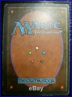 MtG Magic Rare French Beta Underground Sea FBB Black Border BB MP, available 2