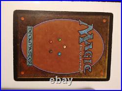 MtG Magic the Gathering BAYOU Dual Land Revised Near Mint OOP
