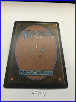 MtG The Tabernacle at Pendrell Valle, Magic, Reserved List RARE LEG Legends LP+