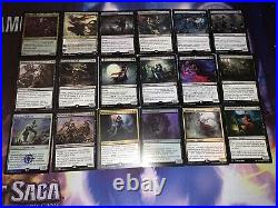 Mtg Full EDH Deck Edgar Markov Vampire Swarm Lots of Rares/Mythics
