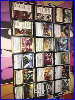 Mtg Full EDH Deck Muldrotha, the Gravetide Lots of Rares/Mythics